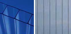 Jednokomorový, hr. 6 mm, priesvitný, s jednostrannou UV stabilizáciou,